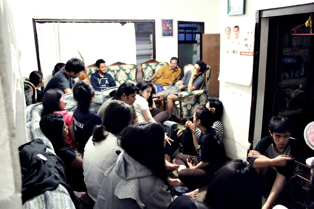 Program KKN UNPAD 2013 - bagian Majalengka - waktu Candrajaya (1/6)