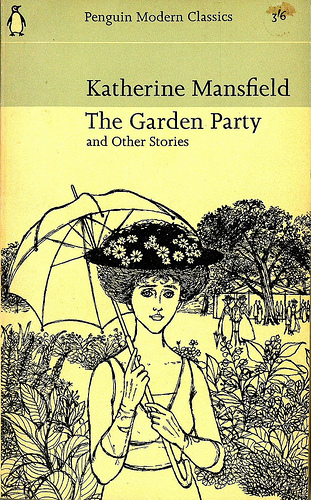 the garden party by katherine mansfield gleanings